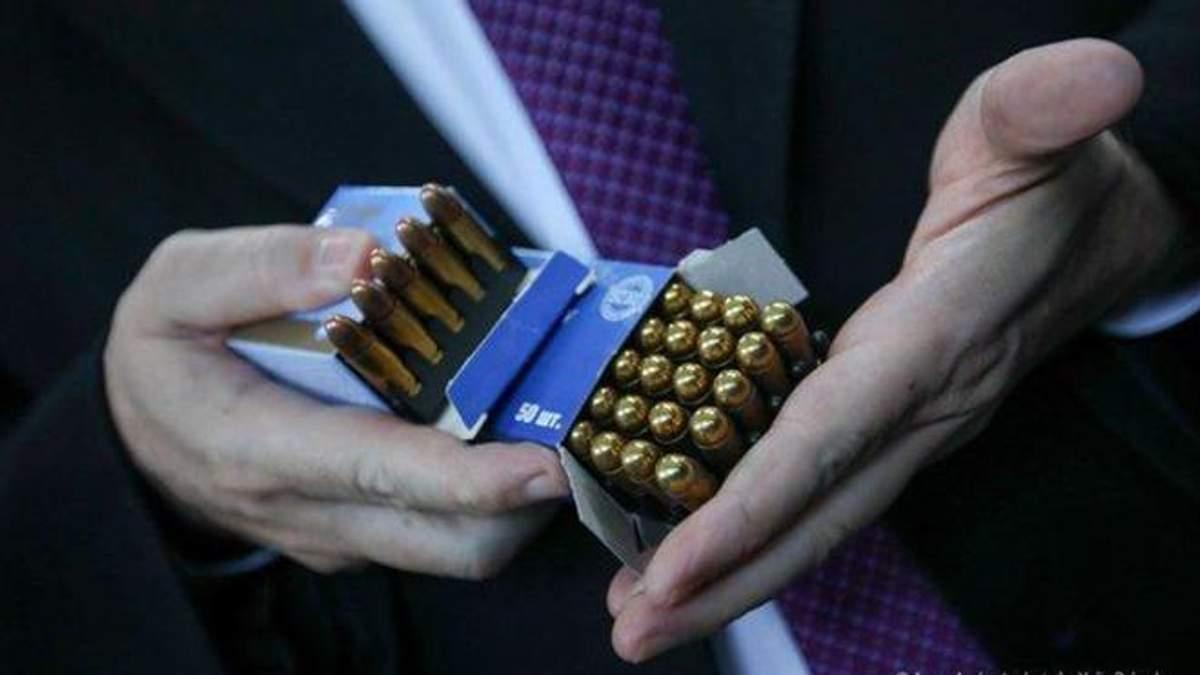 Украинский завод начал производить патроны: фото и видео