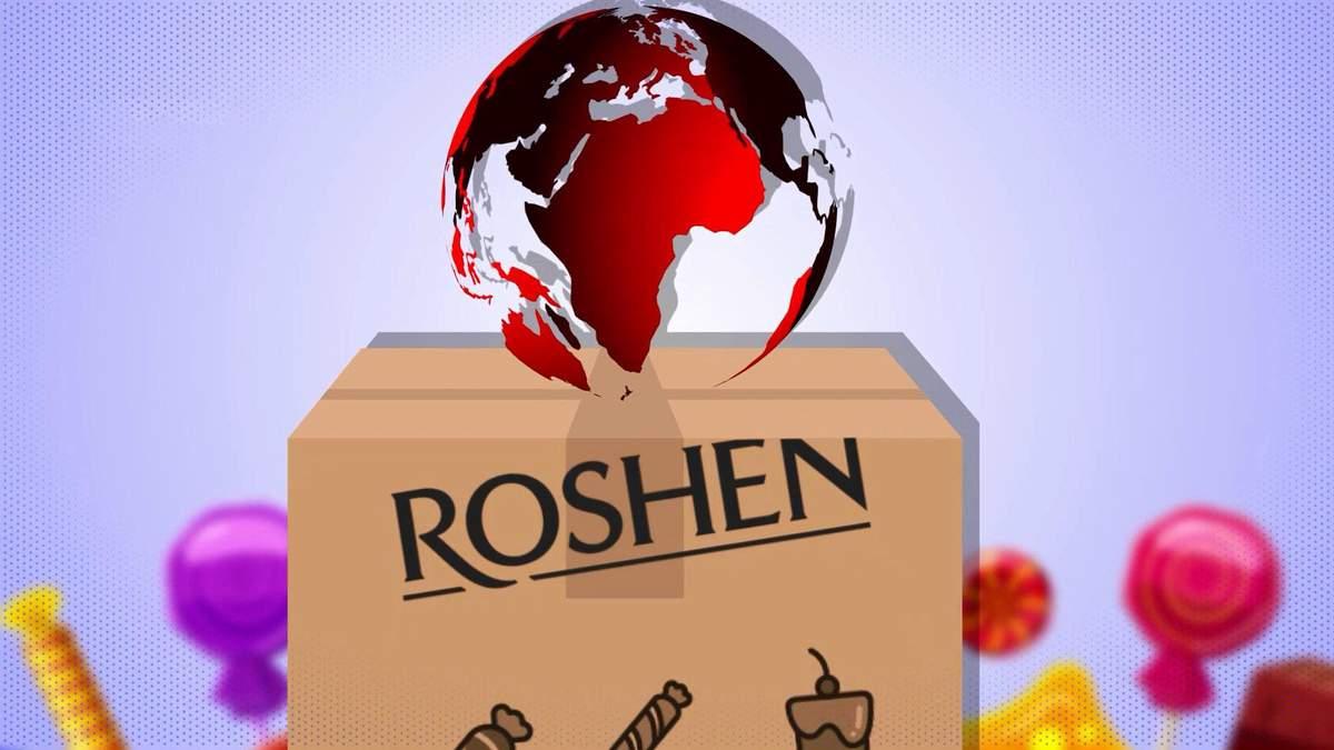 """Що ховається за вивіскою """"Roshen"""": деталі у цифрах"""
