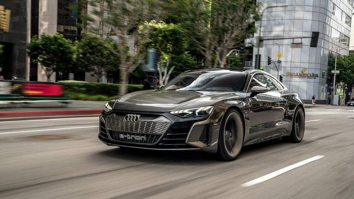 Audi презентувала гучну новинку, яка стане суперником Tesla Model S