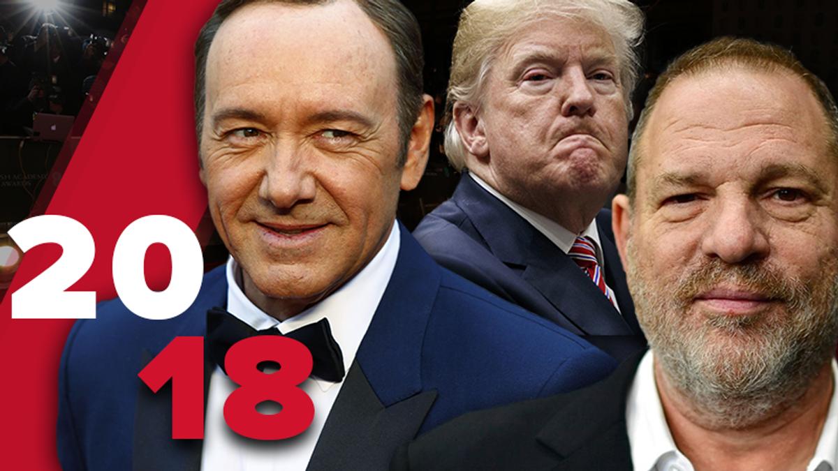 Самые громкие секс-скандалы 2018 года, о которых писали все СМИ