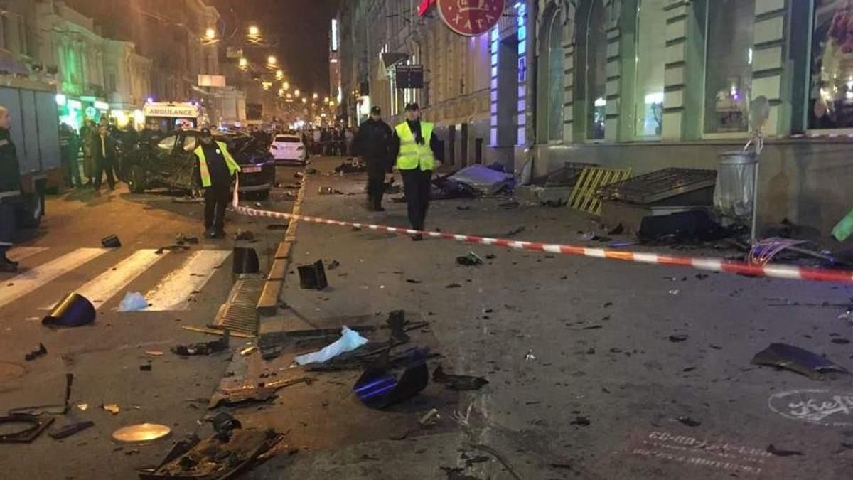 С какой скоростью ехала Зайцева в момент смертельного ДТП в Харькове: появились новые данные