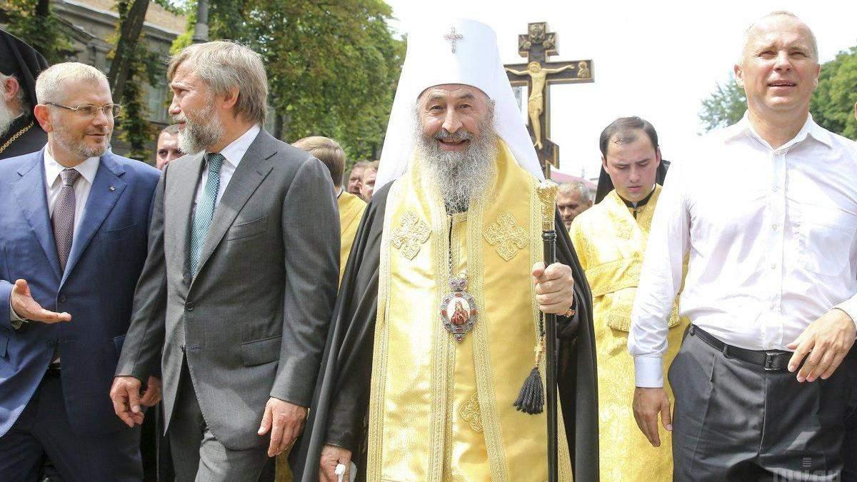 В УПЦ МП отреагировали на решение Рады о переименовании их в Русскую православную церковь в Украине