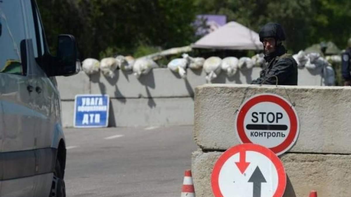 Бойовики РФ здійснюють провокації на всіх пунктах пропуску на Донбасі