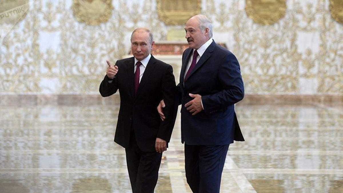 Росія та Білорусь створять спільне законодавство