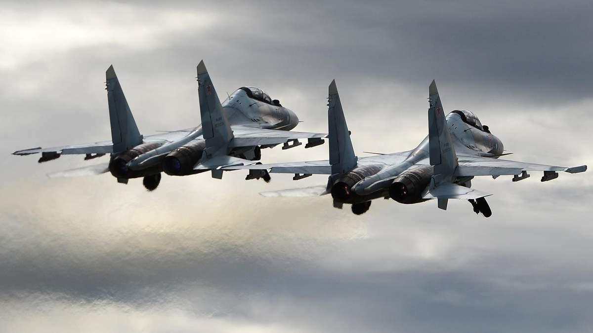 РФ стягивает истребители в Крым: в США предупреждают о новой вооруженной провокации