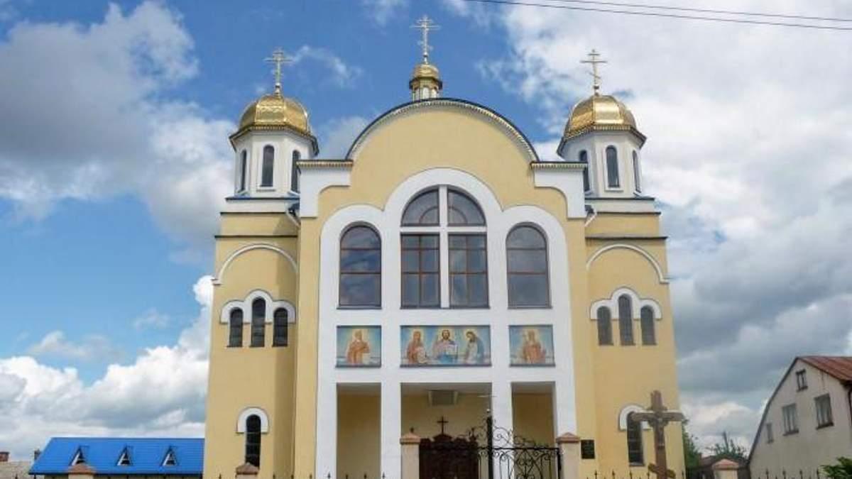 Приход храма УПЦ МП на Львовщине перешел в ПЦУ