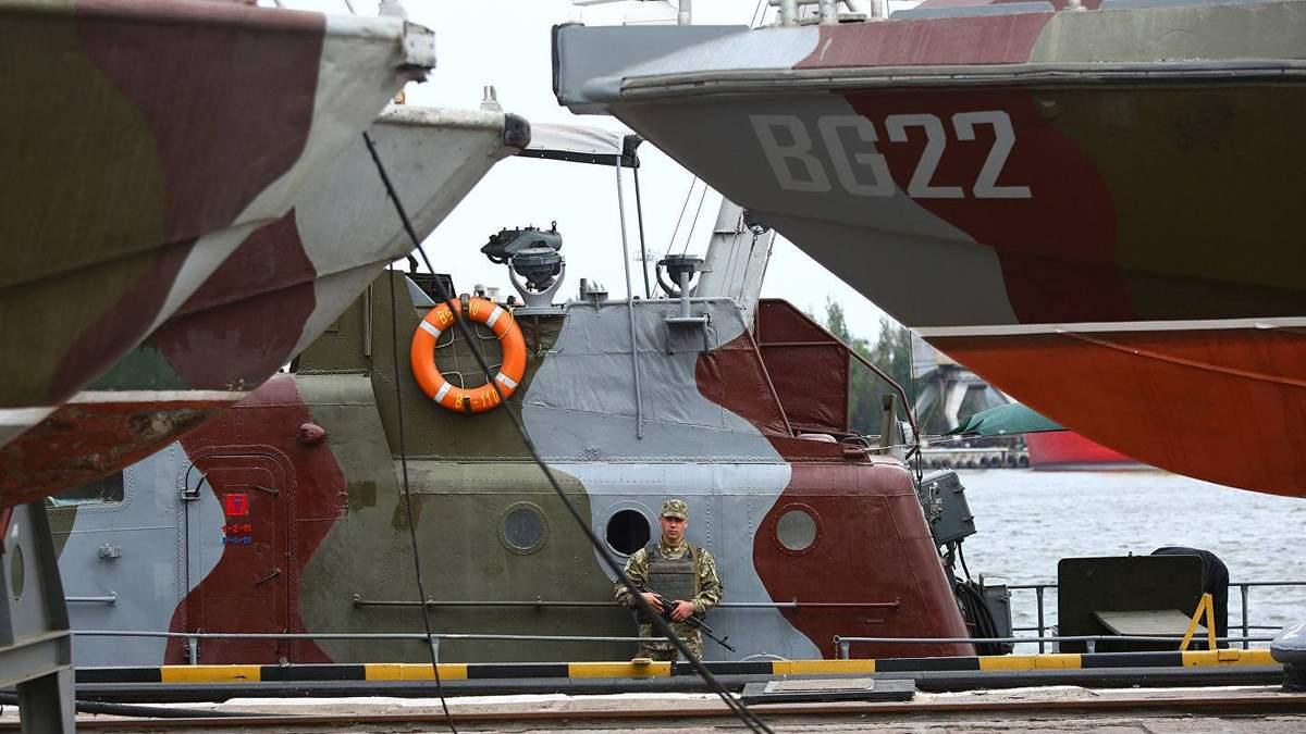 Морська охорона в Азовському морі отримала новий катер