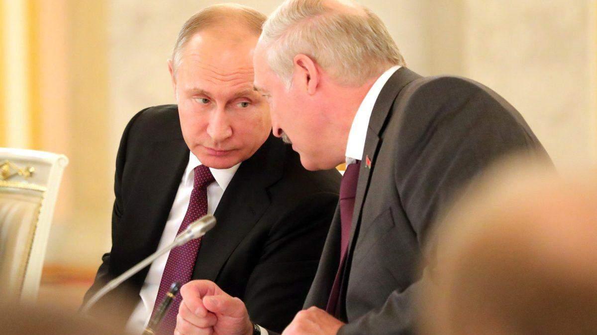 Лукашенко анонсировал изменения во взаимоотношениях с Москвой