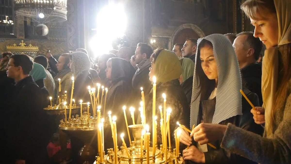 До складу православної церкви України перейшла перша парафія з Хмельниччини