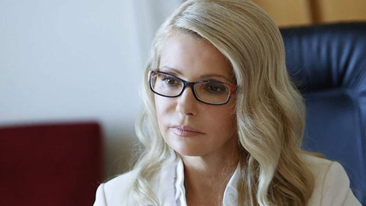 Социология: Второй тур – Тимошенко и Зеленский, президент – Тимошенко