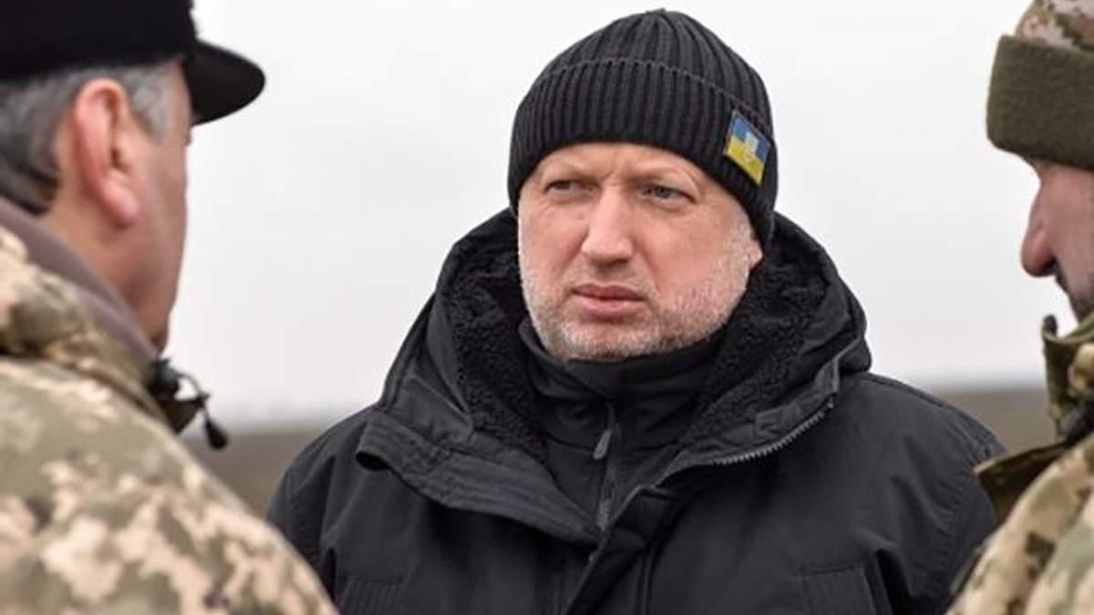 Турчинов заявил, что во время военного положения в Украине уменьшилось количество преступлений