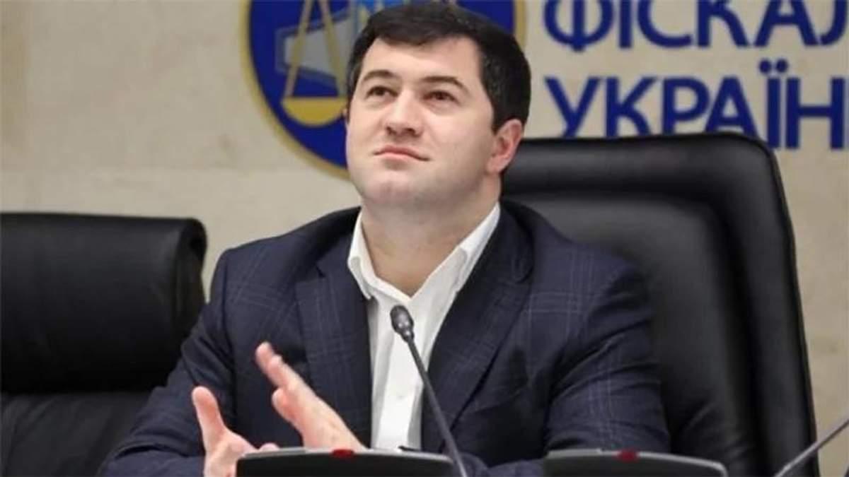 Насіров заявив, що він законно приступив до роботи