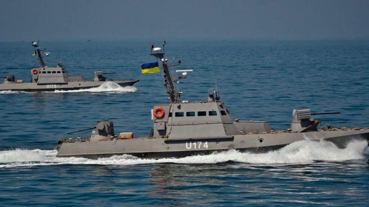 Воронченко розповів, скільки кораблів в Азовському морі має Росія, а скільки Україна