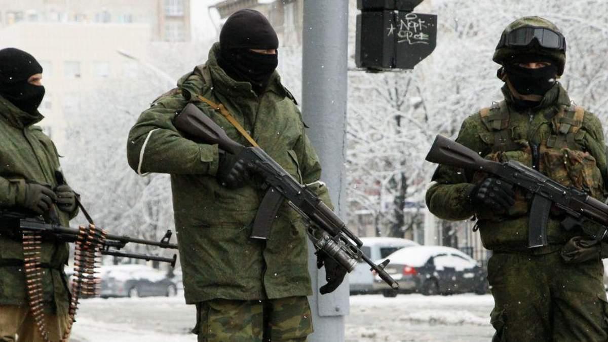 РФ готовит теракт с использованием химоружия на Донбассе