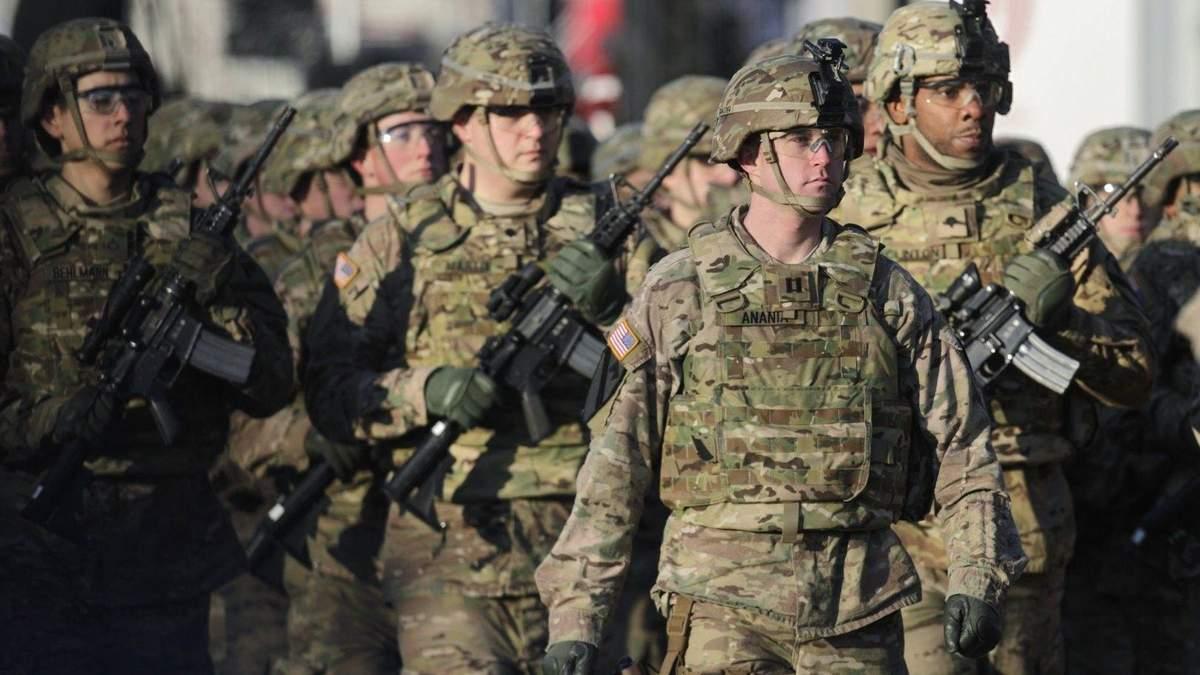 Первые военные США покинули Сирию
