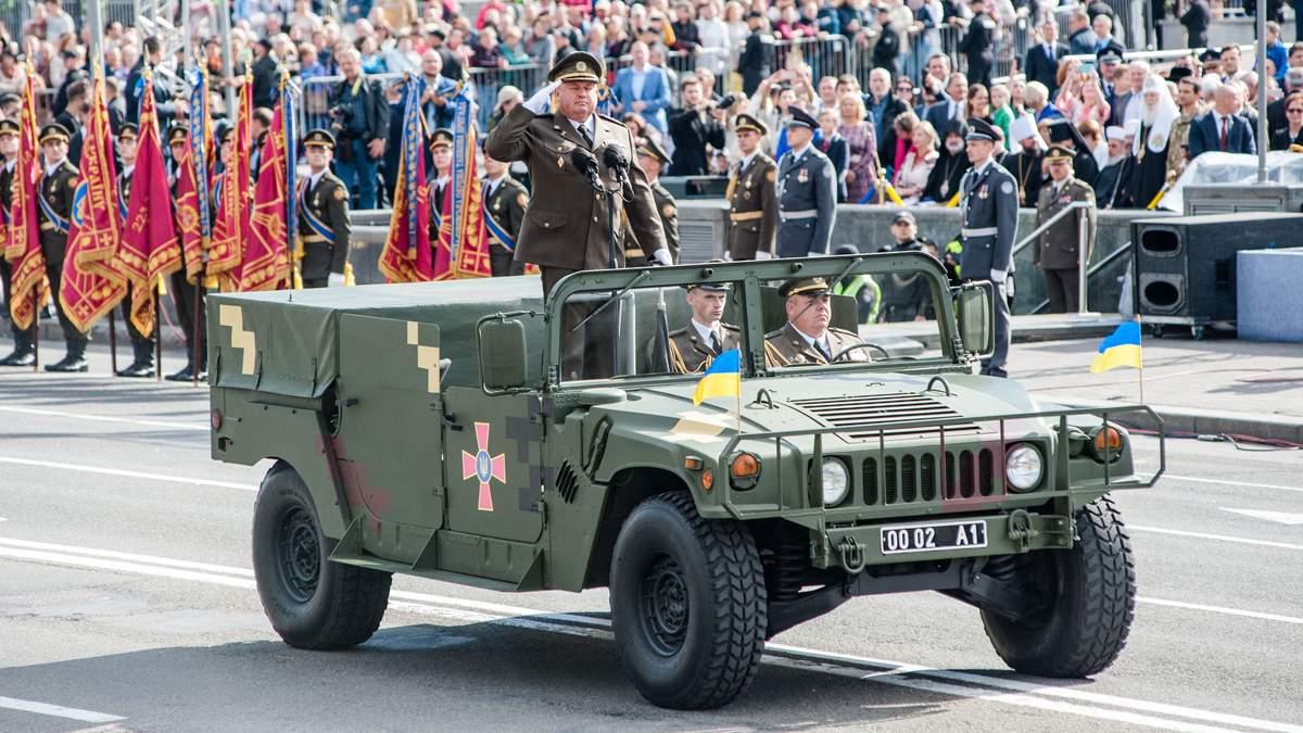 Україна отримує нову потужну ефективну зброю, – Полторак про держоборонзамовлення