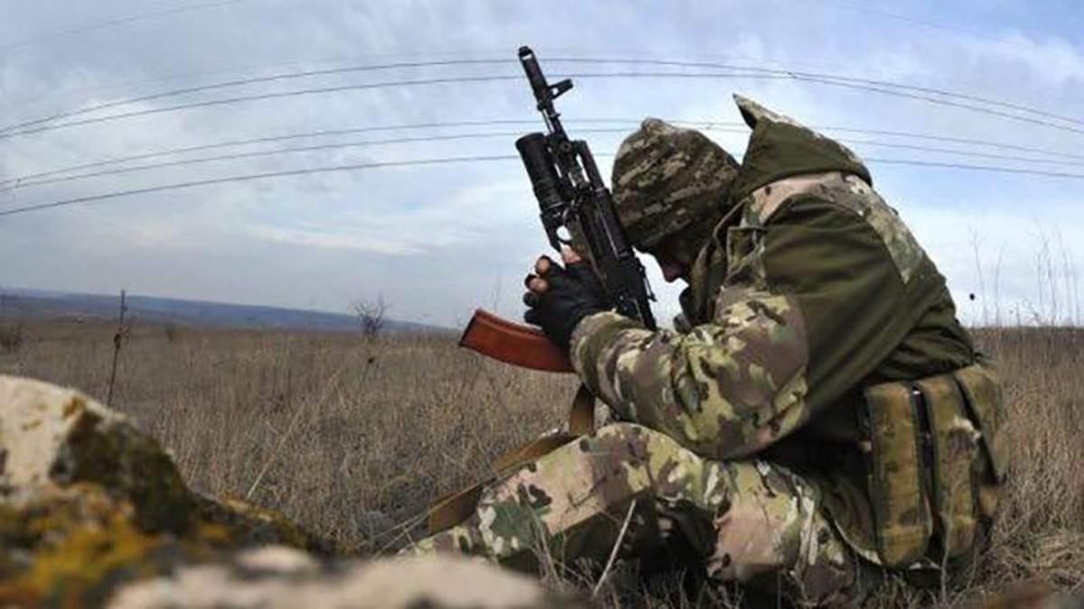 Режим тиші проросійські бойовики порушили знову: двоє поранених