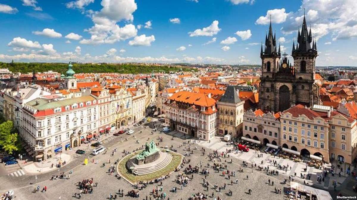 У Чехії створять e-каталог місць української пам'яті, – посол України в Чехії