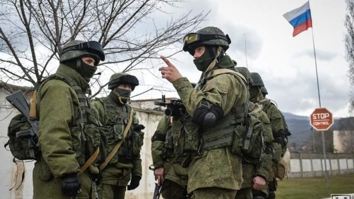 Росія зосередила біля кордонів з Україною понад 50 тисяч військових