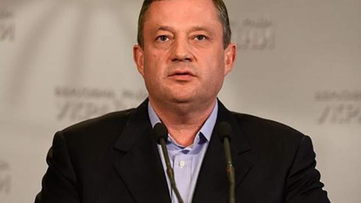 Нардеп Ярослав Дубневич може втратити недоторканність: Холодницький передав подання до ГПУ