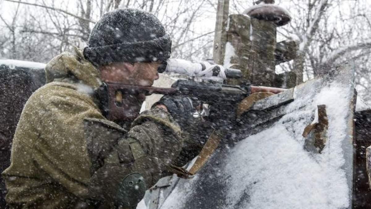 Ситуация на Донбассе перед Новым годом: боевики понесли потери