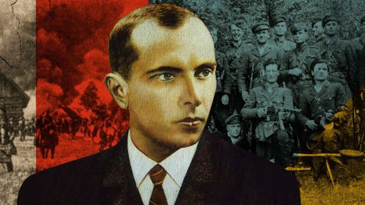 Герой чи злочинець: усе, що потрібно знати про Степана Бандеру
