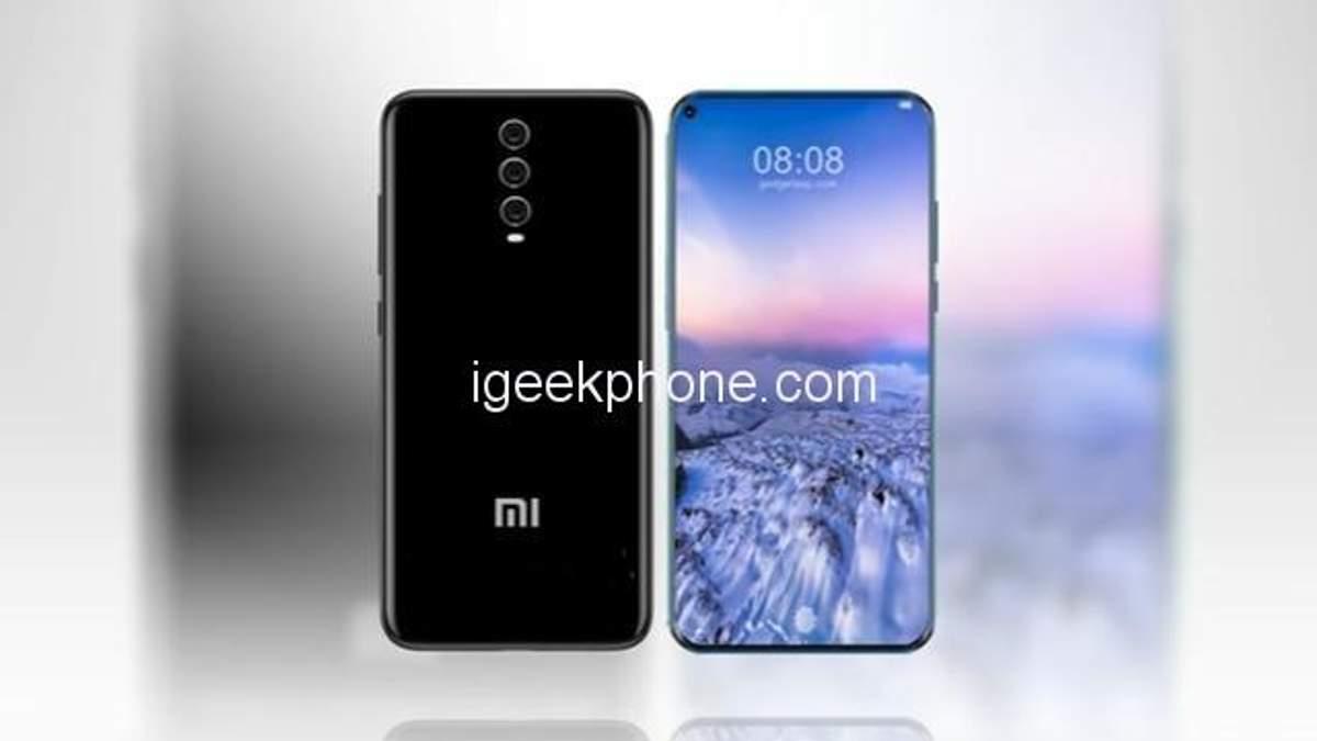 Так может выглядеть Xiaomi Mi A3