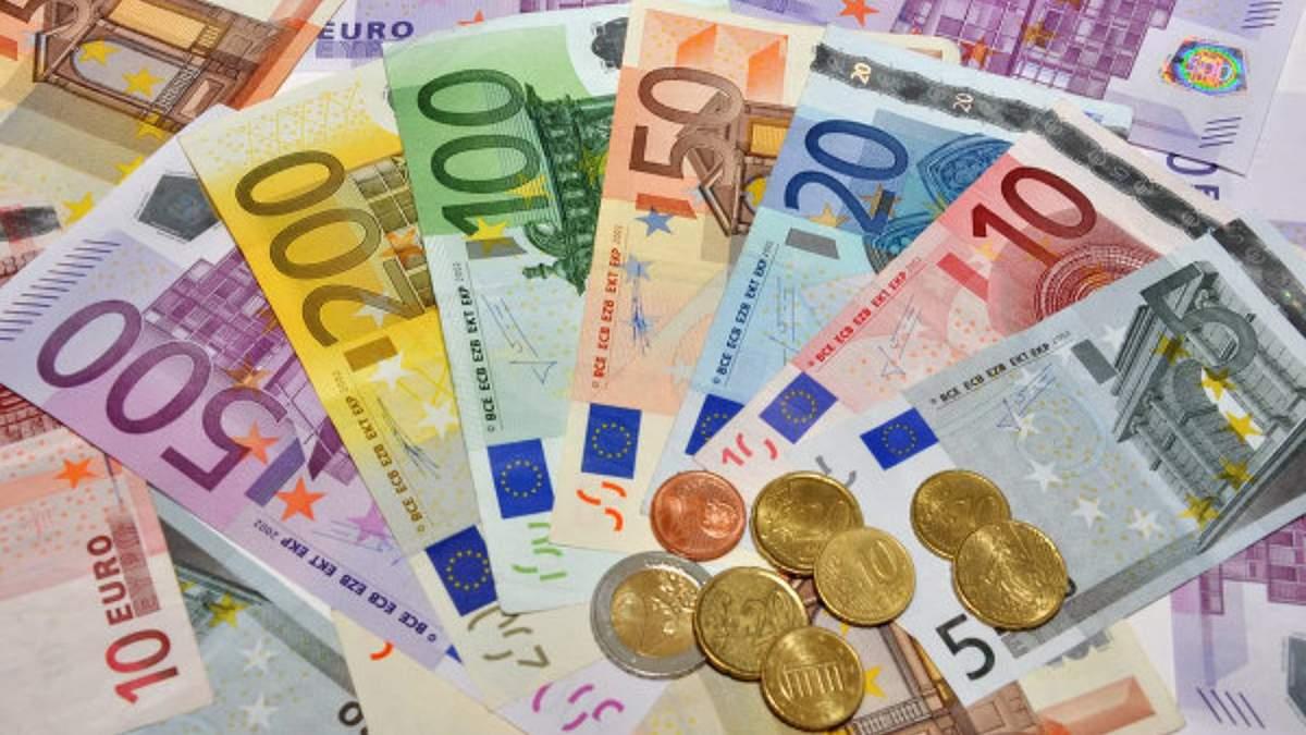 Евро – 20 лет
