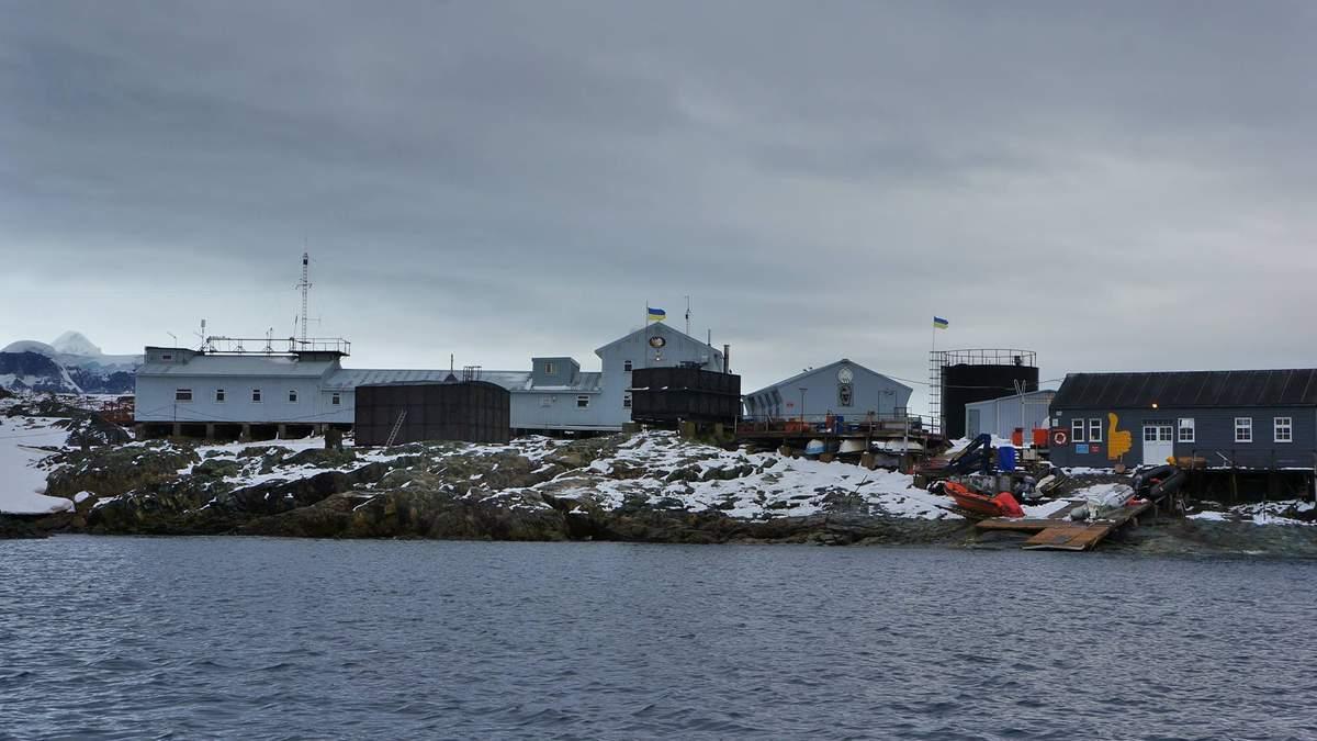 Українська експедиція в Антарктиді привітала співвітчизників з Новим роком: миле відео
