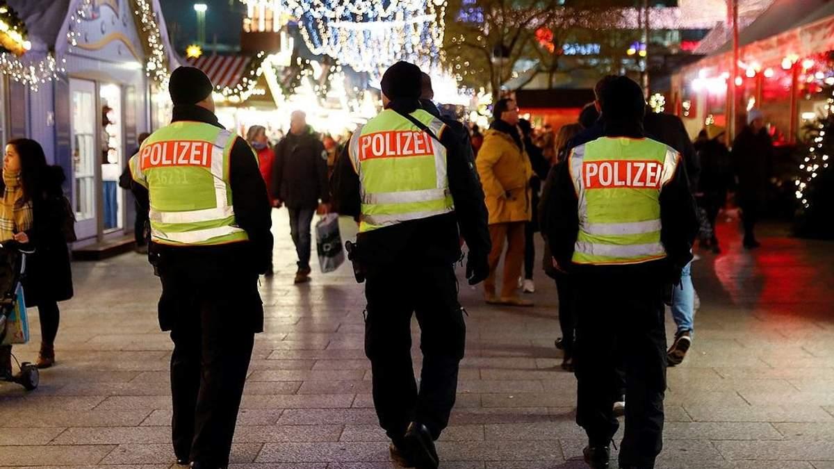 Можливий теракт у Німеччині