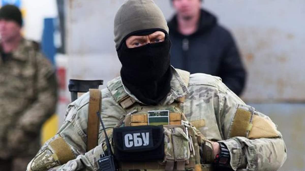 Скільком терактам в Україні запобігла СБУ у 2018 році