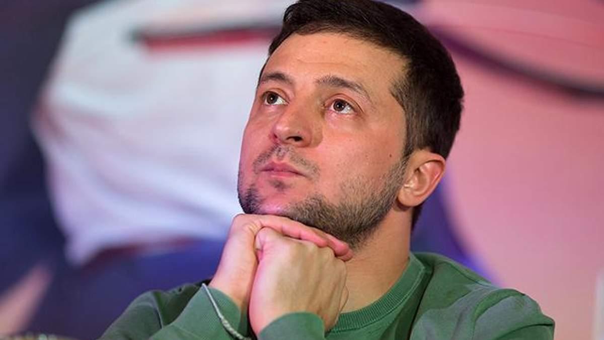 Зеленський заявив про хакерську атаку на свій передвиборчий сайт