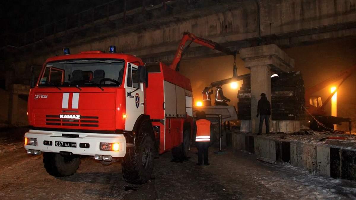 Окупанти заявили про підрив у Донецьку залізничного мосту