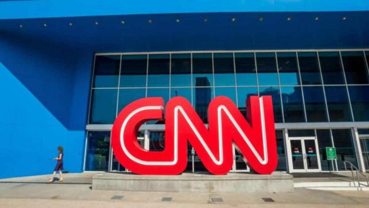 Компанія CNN назвала Крим російським: з'явилася реакція України