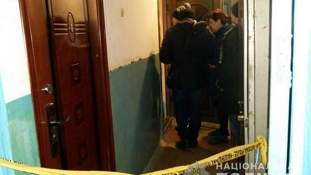 В доме в Тернополе взорвалась граната, которой хвастался пьяный мужчина