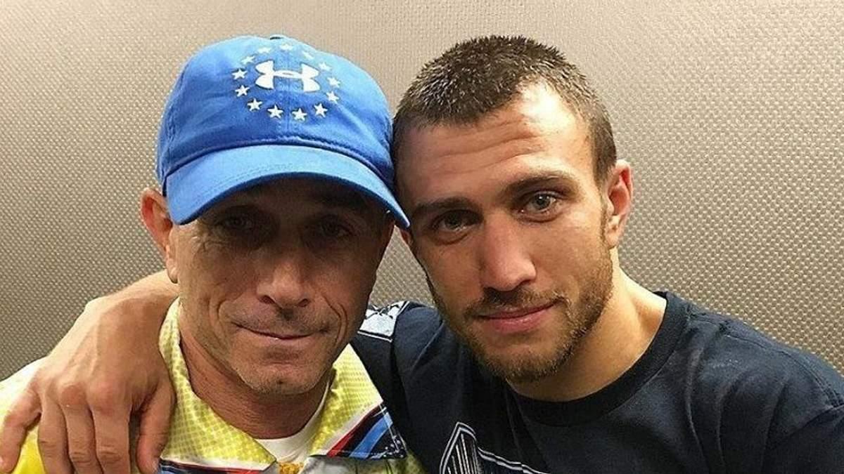 Анатолий Ломаченко претендует на звание лучшего тренера