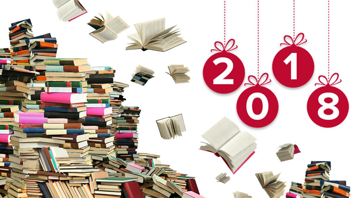 Найцікавіші книжки 2018 року