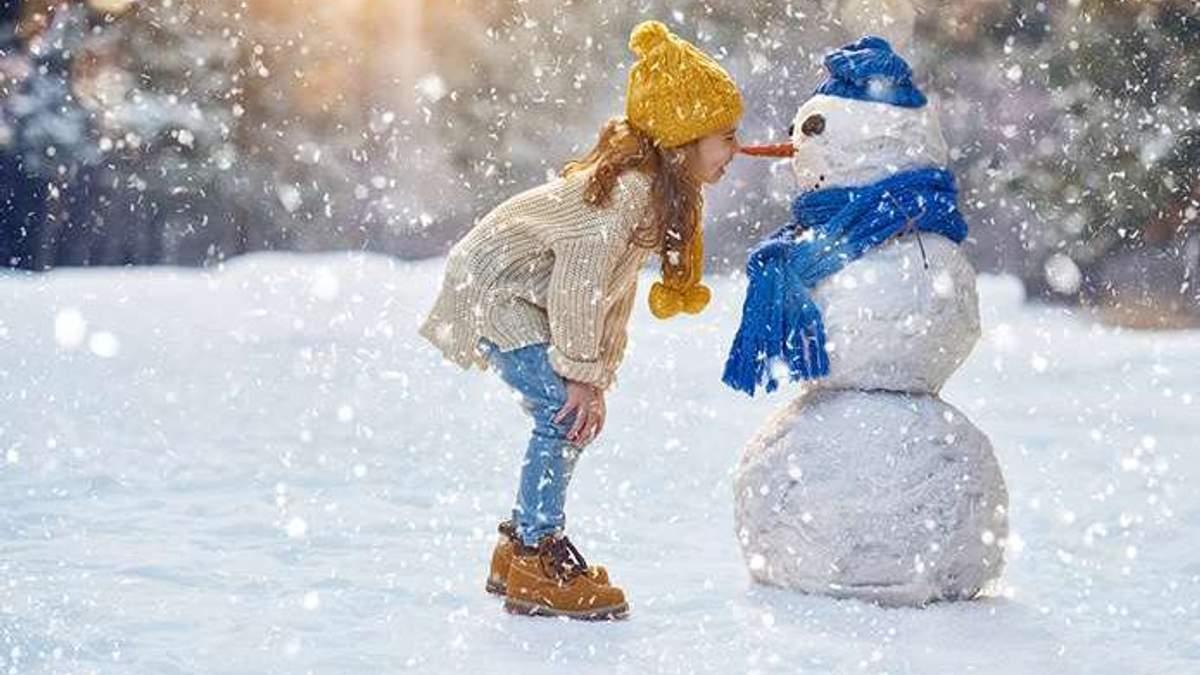 Якою буде погода на Різдво 2019 в Україні