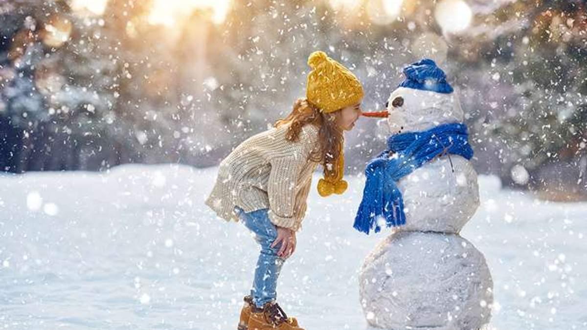 Погода на Рождество 2019 в Украине - какая погода 6 и 7 января 2019