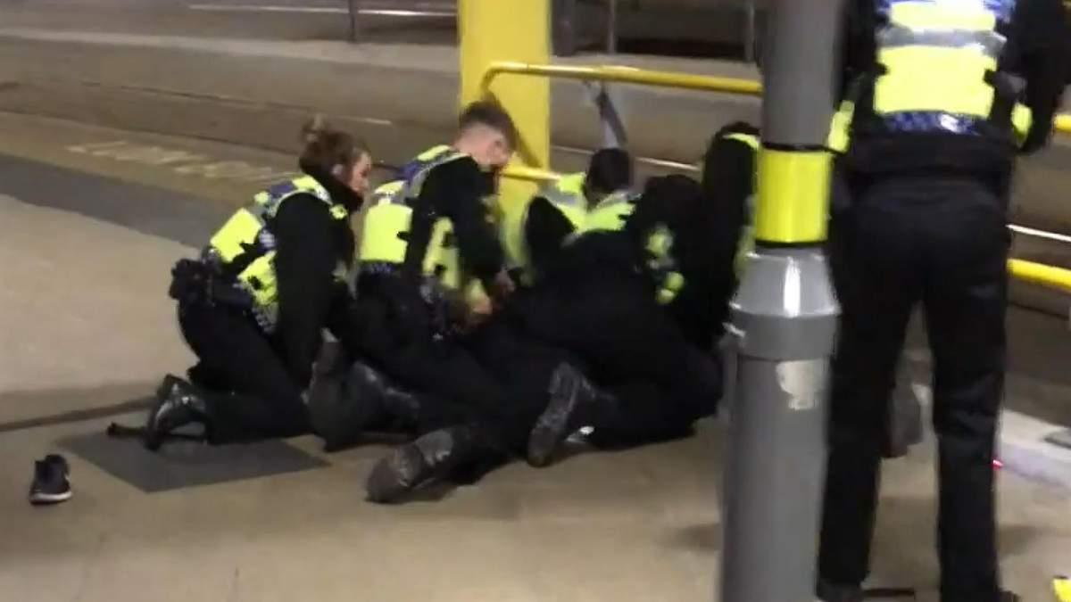 Правоохоронці Манчестера розглядають версію теракту