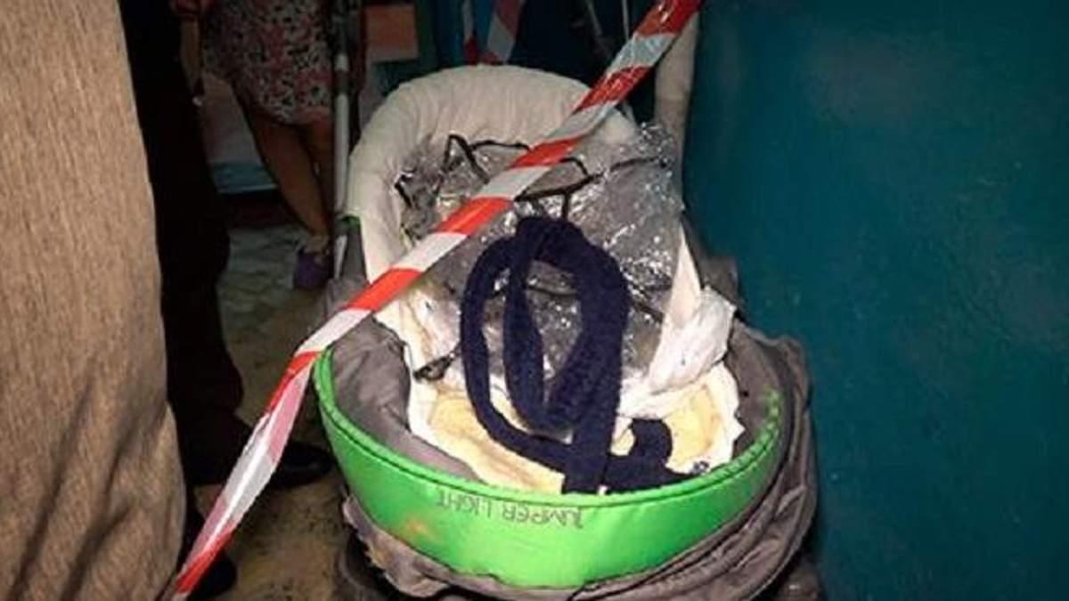 В Сумах из-за падения лифта трагически погиб младенец