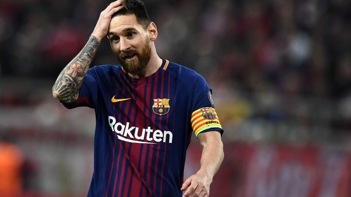 Ліонель Мессі – найкращий футболіст року за версією Marca