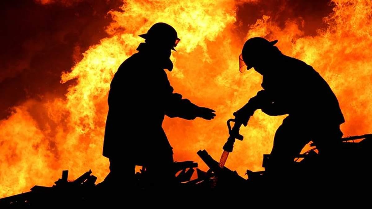 В Украине за первые двое суток нового года от пожаров погибли 28 человек