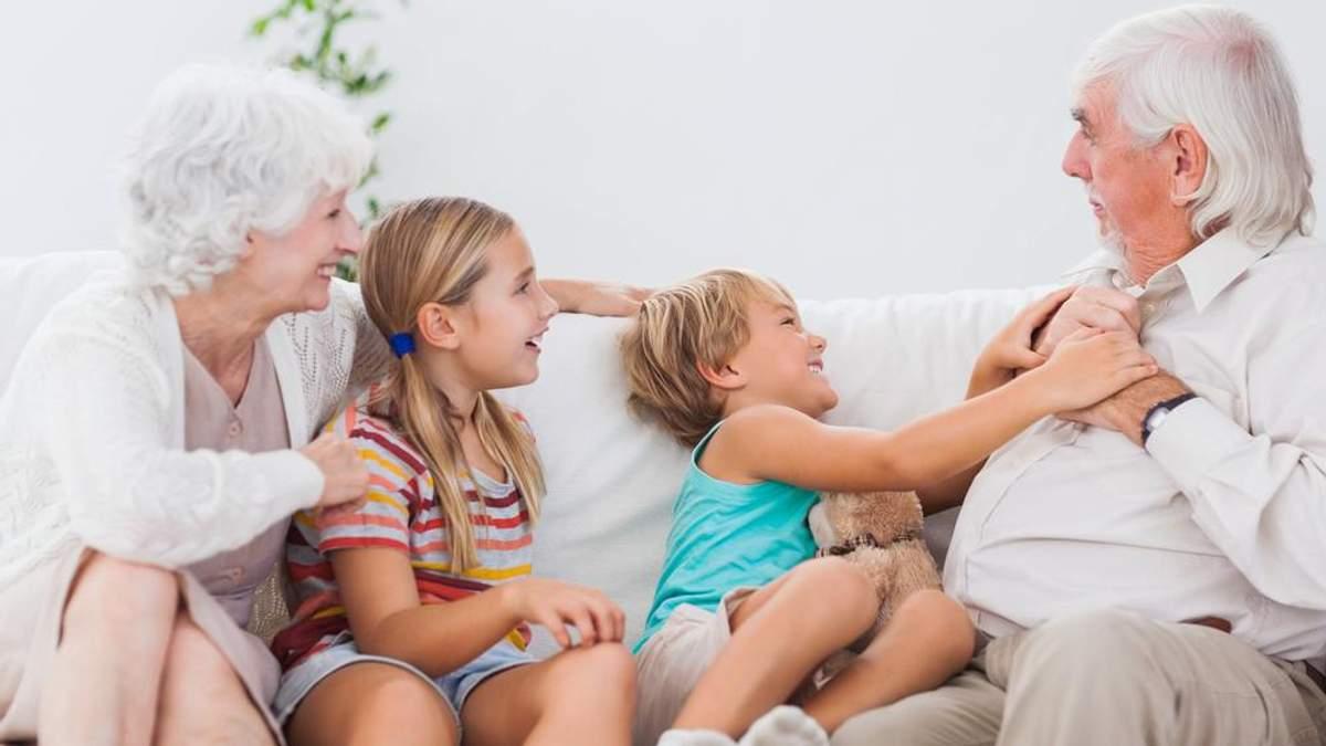 Чому небезпечно віддавати дітей на виховання бабусь і дідусів