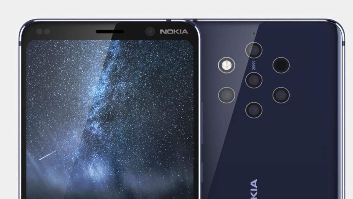 Nokia 9 PureView презентуют в конце января