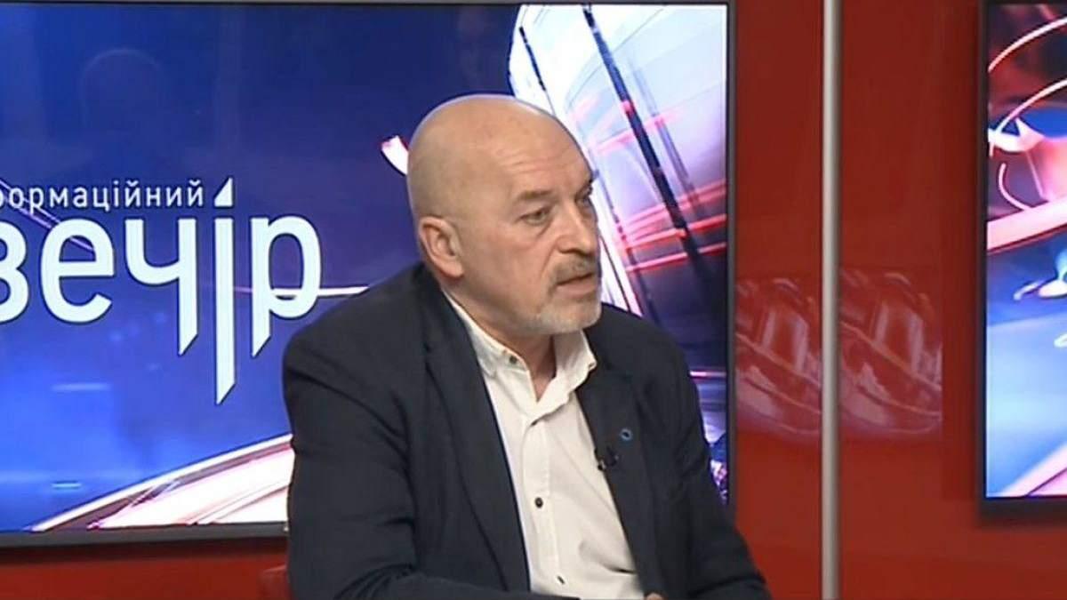 Заступник міністра з питань тимчасово окупованих територій Георгій Тука
