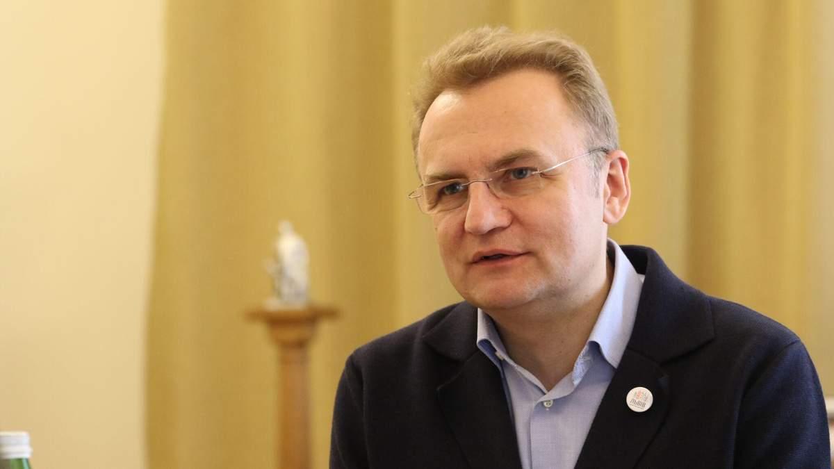 """""""У нас есть интересная идея"""", – Садовый рассказал, как планирует преодолеть коррупцию в Украине"""