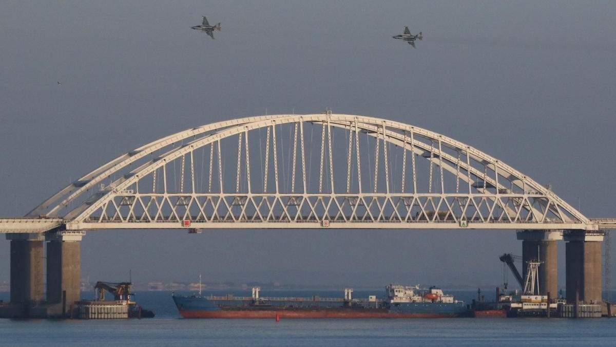 В ЄС розповіли, як Росія готувала ескалацію на Азові