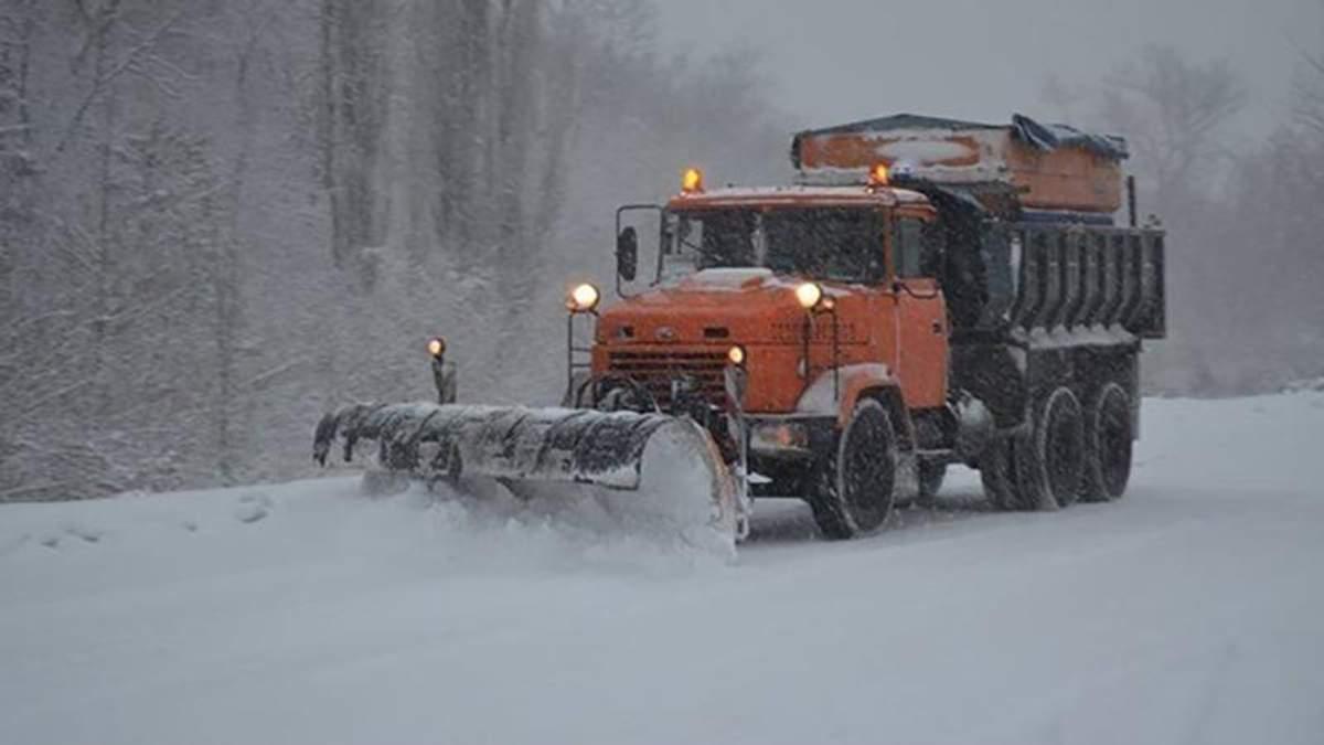 В Україні повністю зняли обмеження руху на трасах, – ДСНС