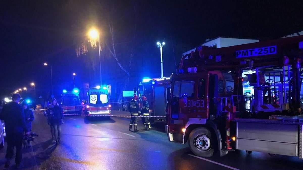 У Польщі внаслідок пожежі під час ігрового квесту загинули  п'ятеро дітей